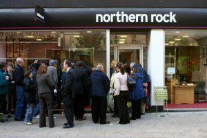 Northern Rock bank